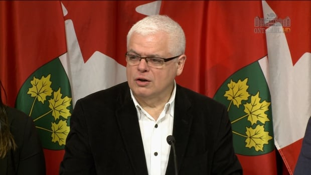 NDP MPP Peter Tabuns says tenants should 'have some certainty' about the amount they will be charged in future rent increases.