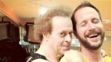 Richard Simmons and Dan Taberski