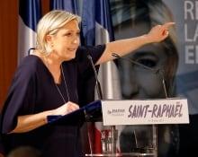 FRANCE-ELECTION/LE PEN