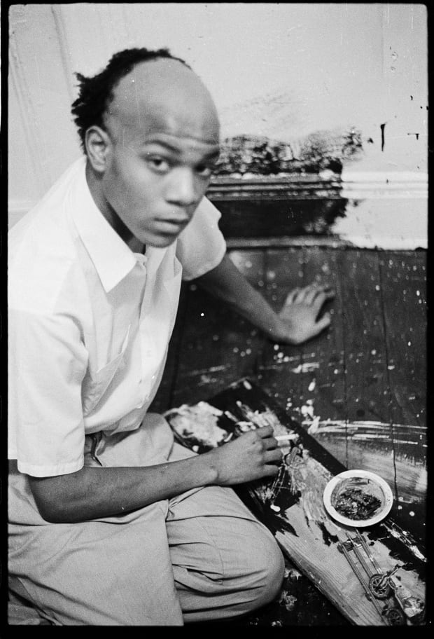 Jean-michel Basquiat Painting by Richard Day