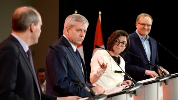 Data suggests the distribution of NDP membership has changed across the country, and the four candidates vying for party leader will have to transcend regional boundaries to win.