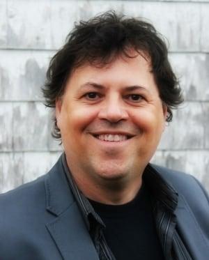 Author Charlie Rhindress