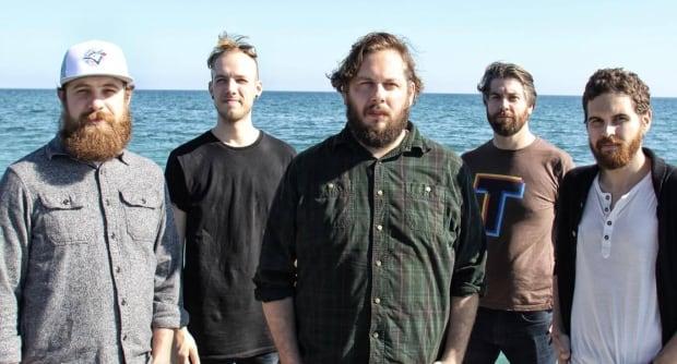 Hungry Lake band