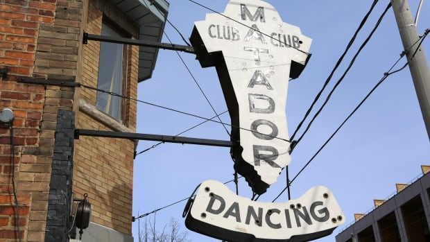 The Matador has been closed since 2006, but its sign still marks the historic venue's spot on Dovercourt Road, just north of College Street. Now, it's current owner says it may never reopen.
