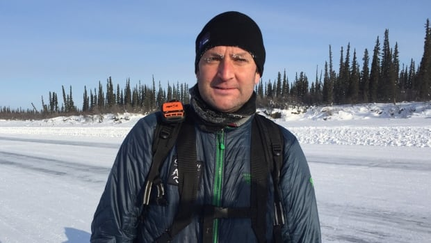 Scottish athlete Roddy Riddle is making his second attempt at completing the 6633 Arctic Ultra race from Eagle Plains, Yukon, to Tuktoyaktuk, N.W.T.