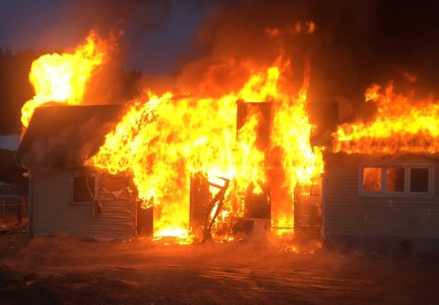 North River Conception Bay North house fire