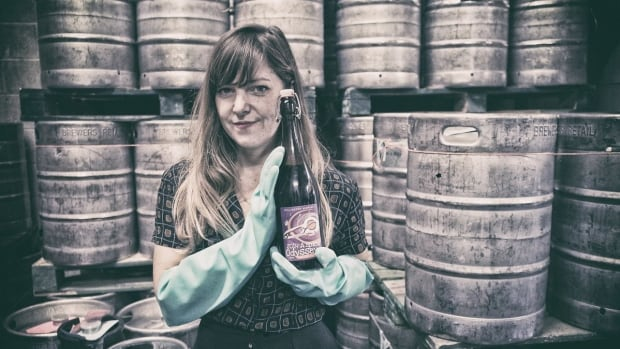 Karyn Boscariol founded Queen of Craft to encourage more women to get engaged in the craft beer industry.