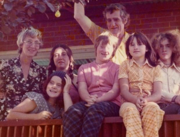 patti-kay hamilton family