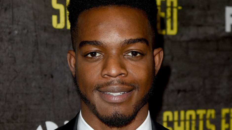 Actor Stephan James stars in the new FOX TV series, Shots Fired.