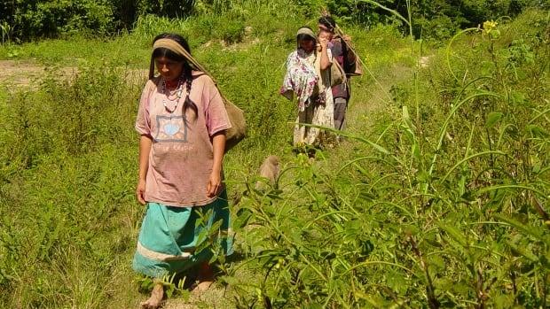 Tsimane women