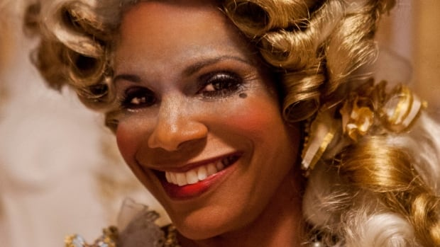 Audra McDonald is a six-time Tony award winner. She plays Madame de Garderobe, the wardrobe, in Disney's new live action version of Beauty and the Beast.