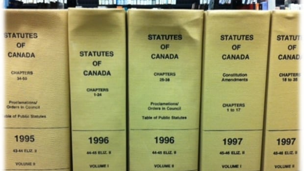 A 19th century statute compels the federal government to print new laws each year on paper. Senior officials with Public Services and Procurement Canada are trying to change that.