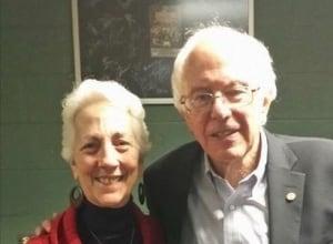 Portia and Bernie