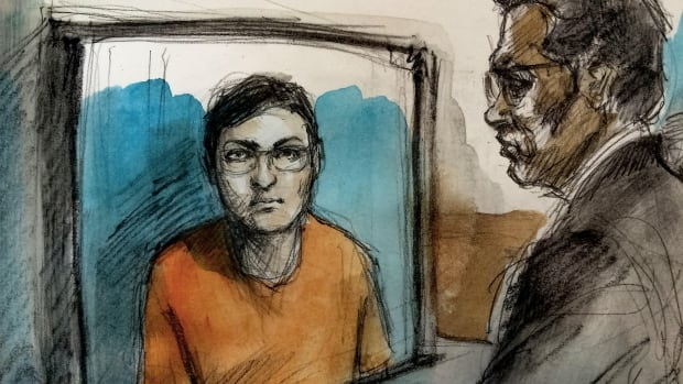 Canadian accused in Yahoo hack has bail hearing