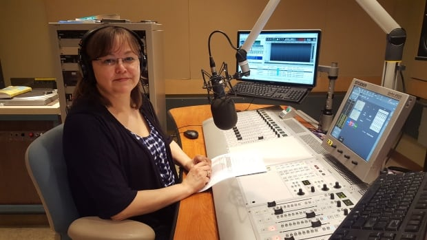 Dodie Lennie is the host of the new radio program Quliaqtuavut.