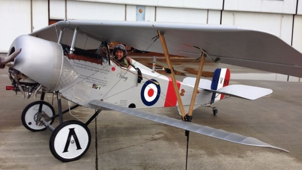 The Comox, B.C. based Vimy Flight team has been training for months ahead of its much anticipated flyover.