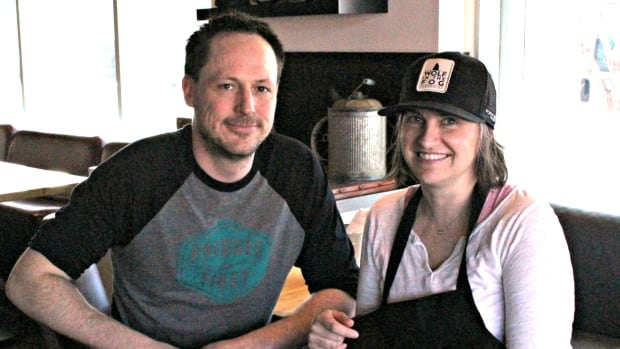 Larry Scammell and Denise Scammell, Bridges on First owners, say they learned from their mistakes at Black Pig Bistro.