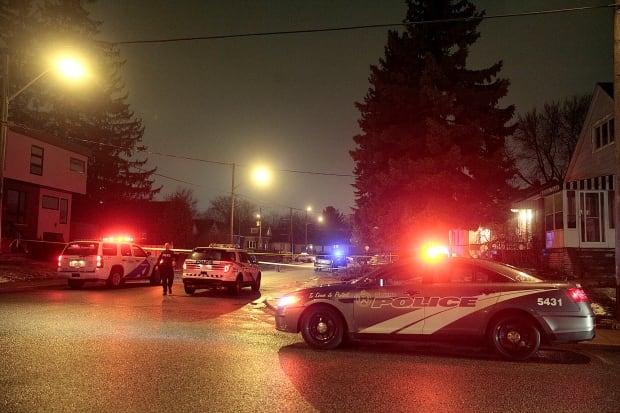 Meighen Avenue shooting