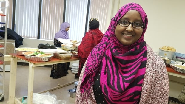 Anisa Isse says the Winnipeg Somali community wants asylum seekers to feel welcome in Winnipeg.
