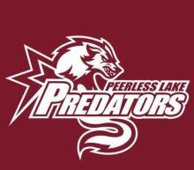Peerless Lake Predators logo