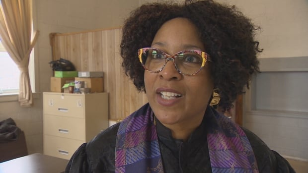 Pastor Rhonda Britton said the church's new name will be chosen by the congregation.