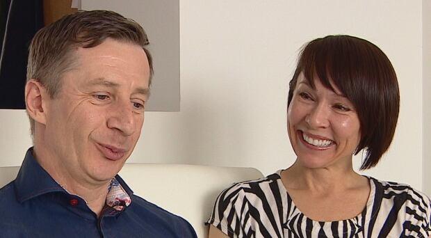 Darren Stefanyshyn, Terri Stefanyshyn