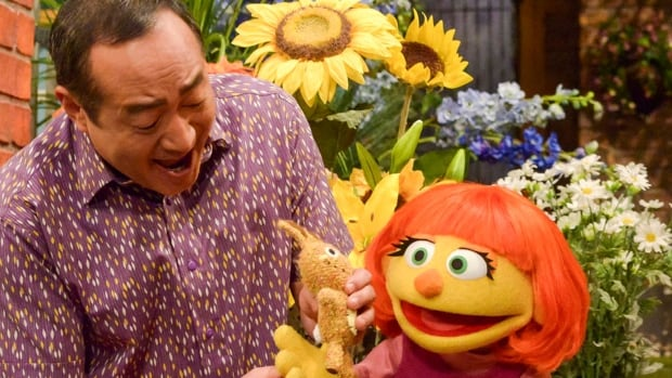 Julia, a new autistic muppet character featured in print and digital illustrations for the past year, will make her TV debut on the 47th Season of Sesame Street on April 10 on PBS and HBO.