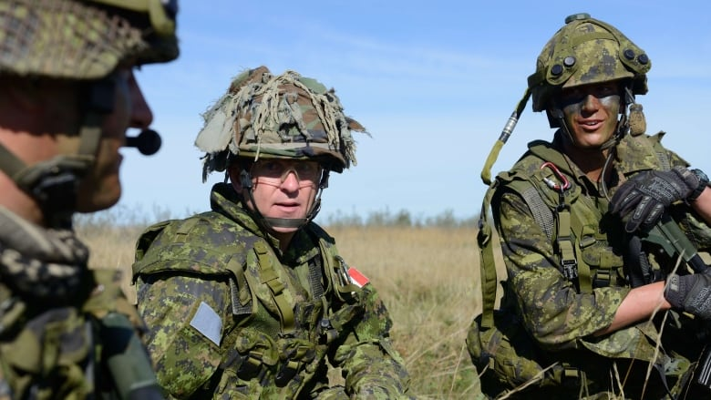 Canadian military works to iron out challenges ahead of