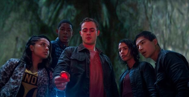 Power Rangers - colour-coded superheroes back for surprisingly entertaining reboot