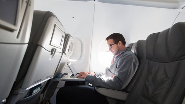 The U.S. government is banning most electronic devices, including laptops and tablets but not cellphones, on flights from eight countries in the Middle East and North Africa.  The U.K. restrictions cover flights from six countries.