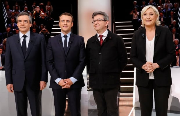 FRANCE-ELECTION/DEBATE