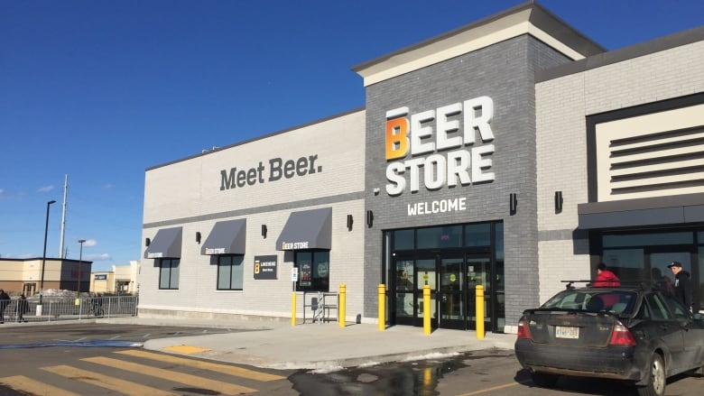 Province Plans to End The Beer Store Contract