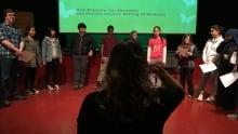 sheldon williams students poetry racism regina
