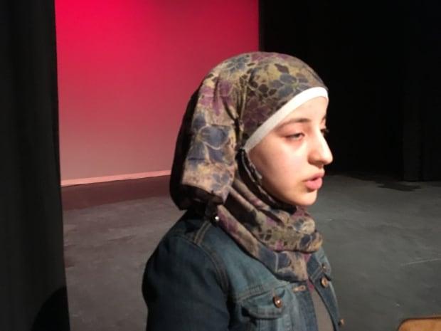 Nour Albaradan refugee syria regina sheldon williams collegiate