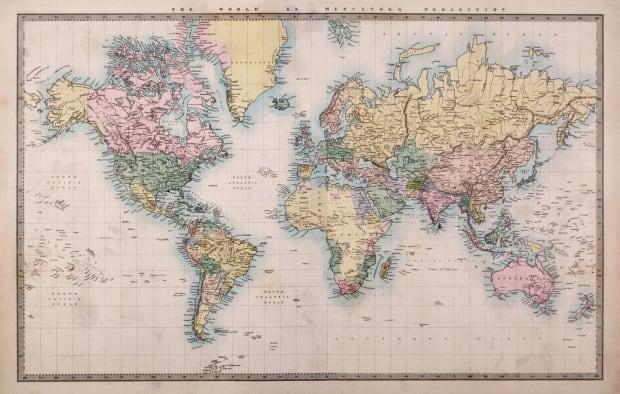 Prestigeous Boston Schools drop 500 year old fake news colonial map ...