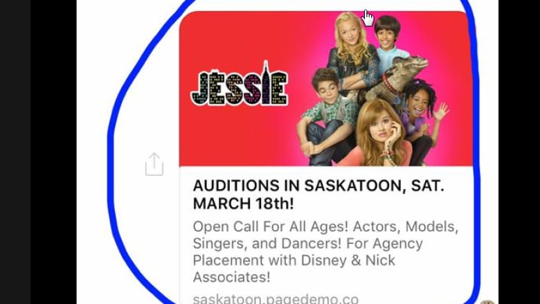 Undiscovered Talent Group defends Saskatoon audition after