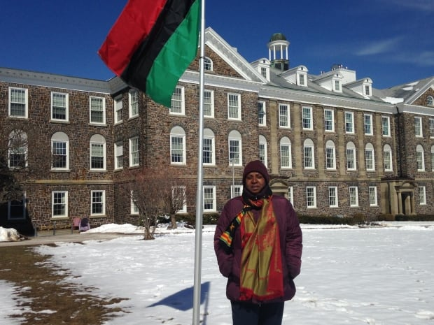 Afua Cooper, James R. Johnston Chair in Black Canadian Studies at Dalhousie University in Halifax,