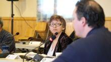 Meeka Kiguktak Baffin mayors meeting
