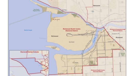 2017 British Columbia election: Richmond North Centre riding profile