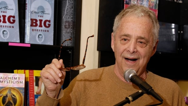 Chuck Barris is shown promoting his book The Big Question on May 14, 2007 in Los Angeles. The game show pioneer, who also wrote several books and a hit song, has died at age 87.