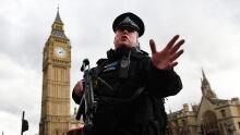 london shooting police