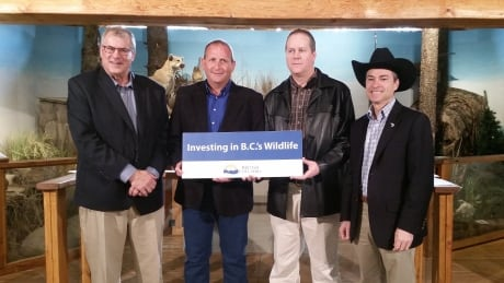 Province announces new wildlife management agency