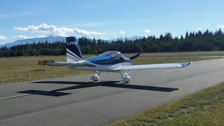 Do you want to buy an airplane built by Vancouver Island teens?