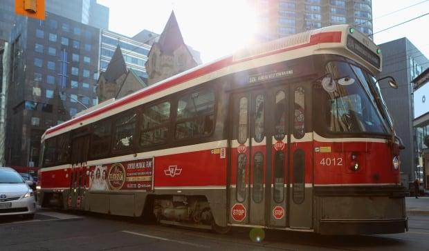 Toronto TTC Streetcar Generic