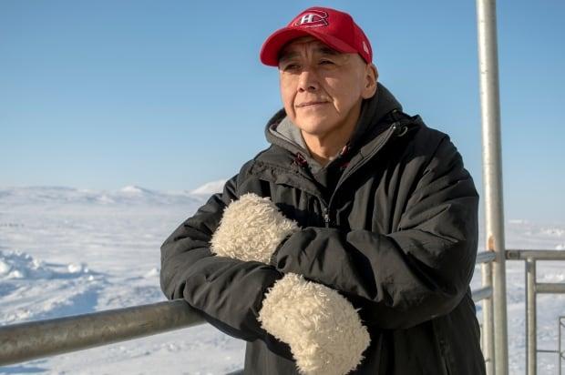 Matthew Kilabuk Qikiqtarjuaq Nunavut