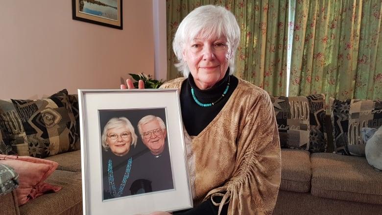 It's sickening': Widow horrified after husband's body