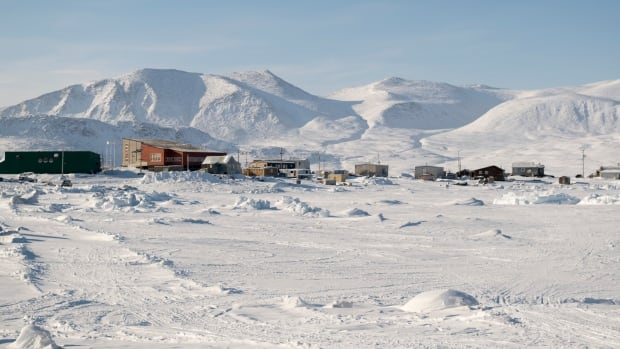 An emergency medical team is setting up in Qikiqtarjuaq, Nunavut, to screen for tuberculosis. The number of active tuberculosis cases in the territory nearly doubled from 2016 to 2017.