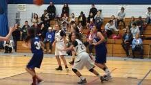Junior All Native basketball