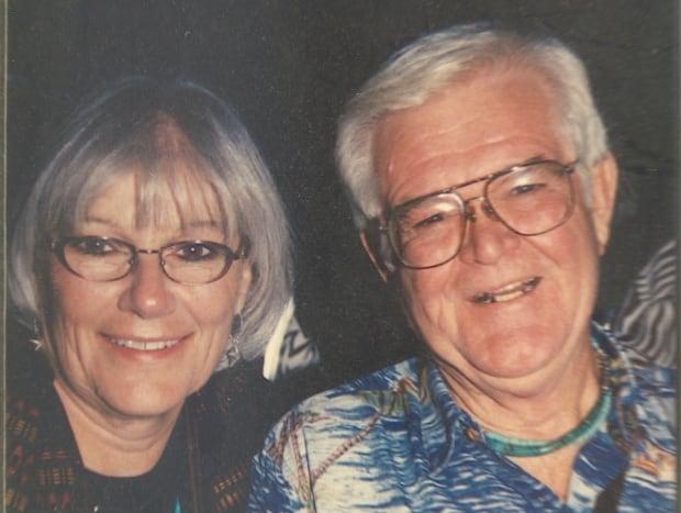 Elizabeth Belding-Roe and Gaylon Roe