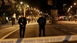 British PM condemns 'sick and depraved terrorist attack' that left 5 dead in London